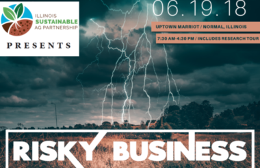 RISK BUSINESS: A CONFERENCE ON MANAGING WEATHER AND RESILIENCY ON THE FARM