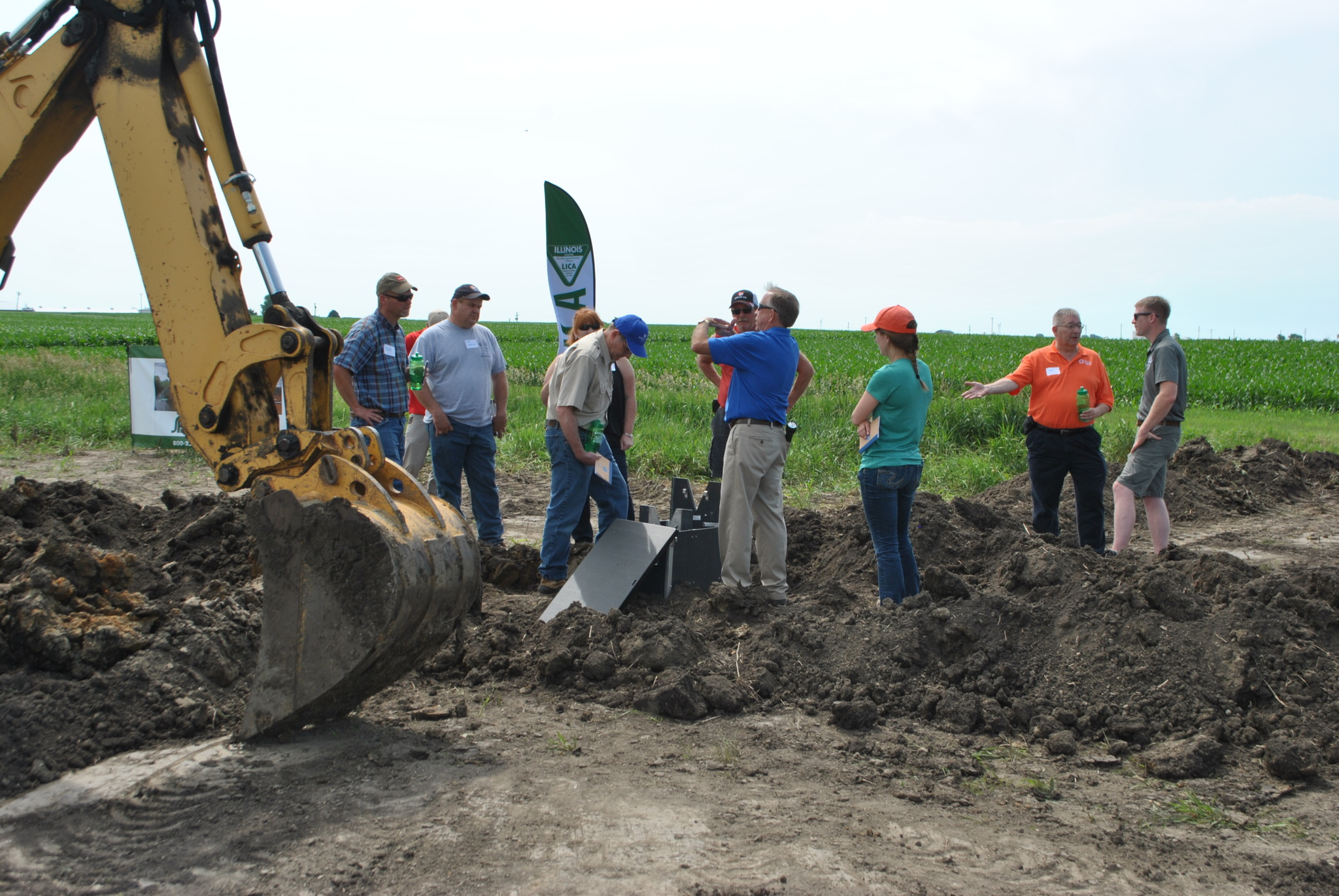 Advanced Conservation Drainage Training - Illinois