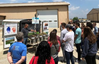 Making Observations Easier with ISAP's Rainfall Simulator